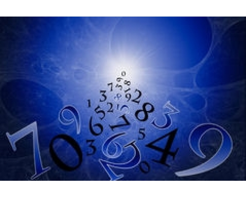 עולם של מספרים-נומרולוגיה קבלית